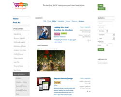 Buy Post Sell by HawkFeather Web Design